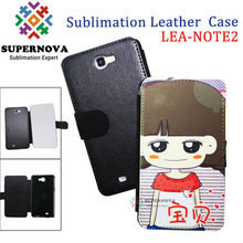 Printable purse leather case for samsung galaxy note 2
