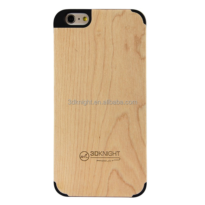 wholesale wood +pc phone cove +pc,wooden pc Material for iphone 5s covers