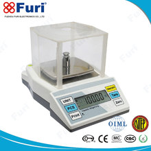 Furi FHB creamy/white laboratory digit balance bench with reliable performance and strong function