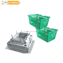 household plastic basket injection mold for sale