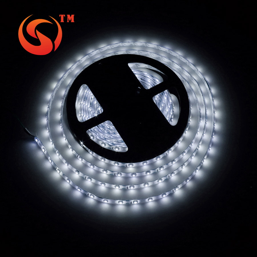 Professional warm pure cool white 3528 SMD flexible led strip 60led/<strong>m</strong>