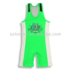 body building slim fit plus size custom singlet
