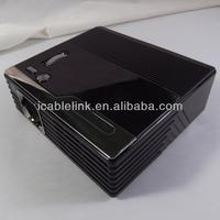 180 lumens portable Mini led projector low cost cheap 1024*768 for iphone cellphone pc tablet camera computer tv u-disks player