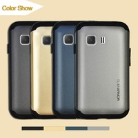 Mobile Phone Accessories Factory In China 2 in 1 Slim Armor Phone Case For Samsung Galaxy G130