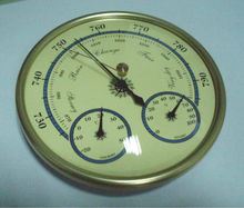 Bimetal thermometer barometer thermometer hygrometer thermometer