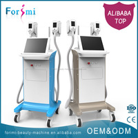 non-surgical cryolipoliza machine cool tech 1800watt fat freeze machine cryo clinic