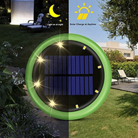 2018 New Outdoor Waterproof Solar Power light Underground solar garden light,LED solar lawn light