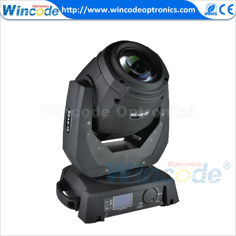 Custom Logo 100W 1R Beam Moving Head Light With Professional Technical Support