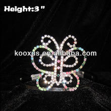 3 inch Colorful Butterfly Pageant Crowns Pageant Crowns tiara