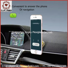 Wholesale magnetic mobile phone car holder for car remote