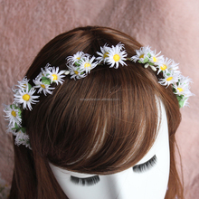 Wholesale Top Quality Cheap Artificial Foam Flower Head Crown Collection for Wedding Decoration