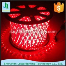 Hot Sale! Red, White, Blue, Green, RGB or any color High Quality LED Rope light