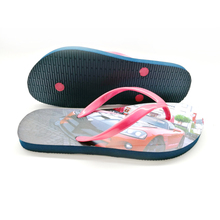 New arrival fancy sandal flip flop beach