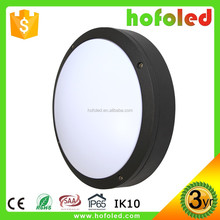 decroative outdoor mini led wall light with motion sensor