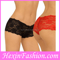 plus size sexy mesh lace panties