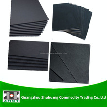 2.0MM mixed pulp black paperboard