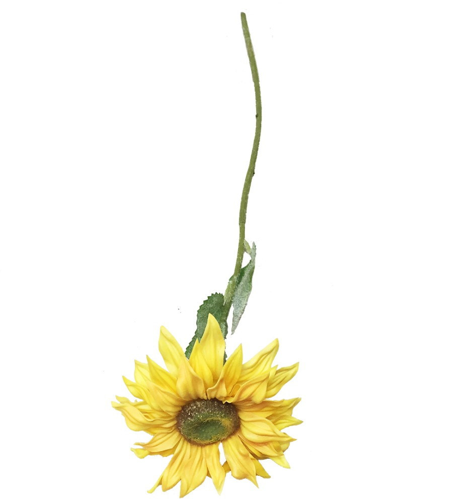 Magic Touch PUartificial sunflowers in vase big flower fake flowers artificial sunflower vines bouquet artificial flowers