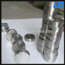 Best price per kg grade 5 titanium disc/forging
