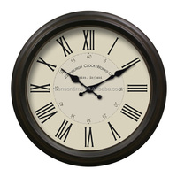 Cason 16'' Retro Wall Clock