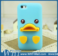 Rubber Duck Case For iPhone 5S 5G