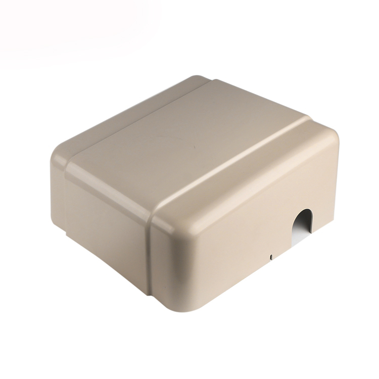 Plastic Calculate Cover Housing Machining For Remote Control