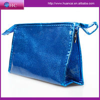 China Wholesale 2015 new product for fashion women glitter PVC cosmetic bag