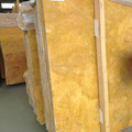 Earth gold marble slab