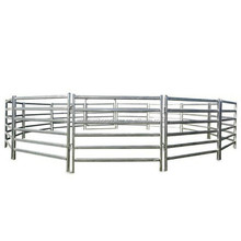 factory price Hot-dipped galvanized horse yard round pen