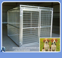 Factory Outlets Metal Dog Cages/ dog kennel/ dog crates
