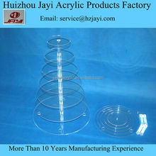 7-tier Strong Acrylic Cupcake Stand Tree Tower Dessert Display for wedding