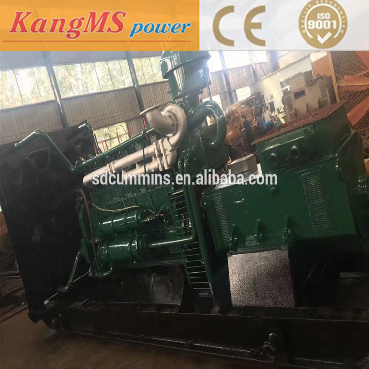 300kw natural gas generator sets in stock gas engine generator price