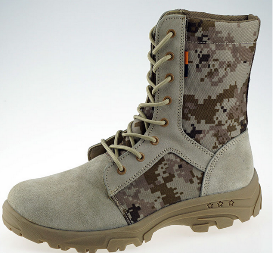 High quality military desert Combat boots Muliti Camo Outdoor mountain military boots tactical militery desert boots