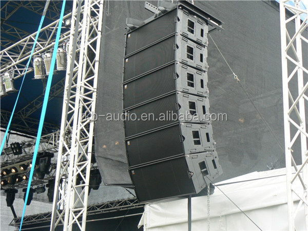 W8LC line array armadietto vuoto/line array speaker box