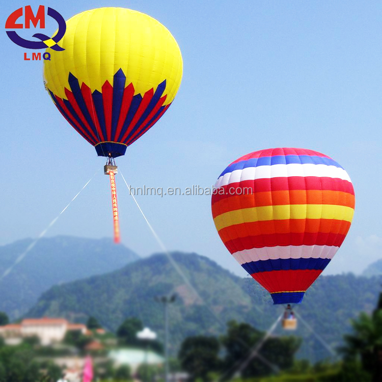 manufacturer Good price hot air balloon sales with high quality
