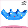 High quality safety design indoor play plastic children seesaw seat