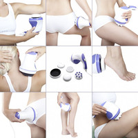 Infrared electronic body massager AS SEEN ON TV Relax & Spin Tone Massager