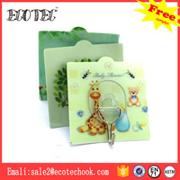 Selling various plastic metal promotional sticker hooks