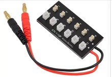 Ultra Micro JST-PH RC 1S 3.7V Lipo Battery Parallel Charging Board