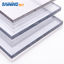 Thermal insulation cheap solid polycarbonate sheet price