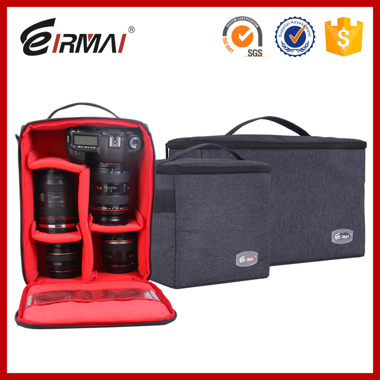 Camera Inner Bag Shockproof Partition Padded DSLR Camera Insert Bag Camera Inner Case