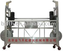Rope suspended powered platform/Suspended access equipment/Construction hardware