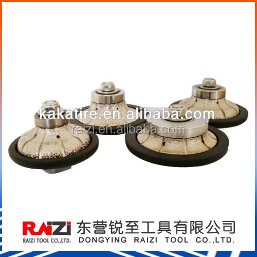 Vacuum Brazed Diamond Tool