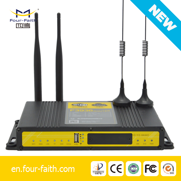 industrial 3G 4G wifi advertising router wifi hotspot bus station, shopping mall, supermarket, bus advertising publish -s