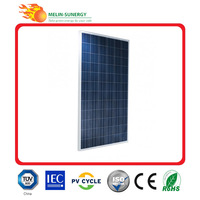 2016 high quality 300w the lowest price photovoltaic sunpower solar panel