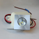 Super Bright LED Lights 1 watt mini Suqre Down lights CE RoHS approved