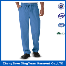 xingyuan garment supply medical work pants/long pants for medical/doctor pants
