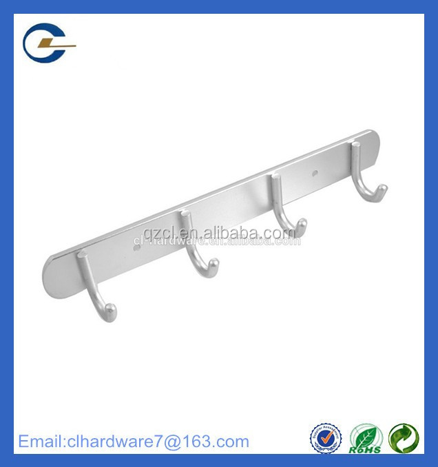 Alibaba manufacturer new product metal unique wall hanging basket hooks