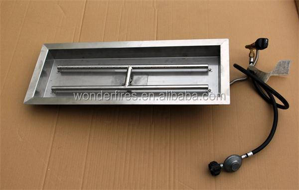 outdoor rechteck gas feuerstelle kit feuerstelle produkt id 60006223087. Black Bedroom Furniture Sets. Home Design Ideas