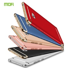 Wholesale Mofi Shockproof 3 In 1 Hybrid Hard PC Back Cover Case For Xiaomi Redmi Note 2 3 3S 4 4A 4X Pro Mi 5 5S 6 Plus