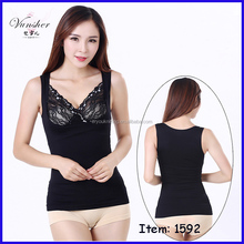 women's seamless body shaping bottoming tank top